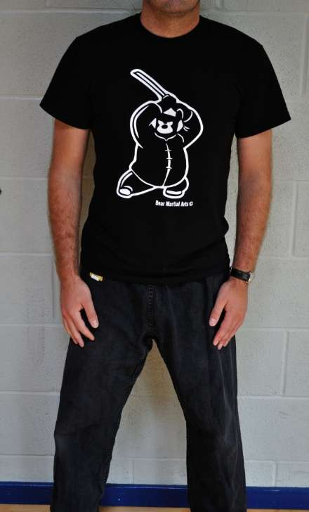 Free Bear Martial Arts T-Shirt or Notebook For Every Instructor!